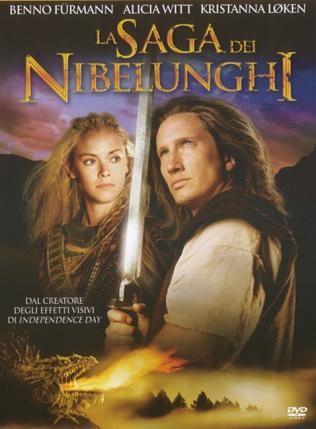 La locandina di La saga dei Nibelunghi