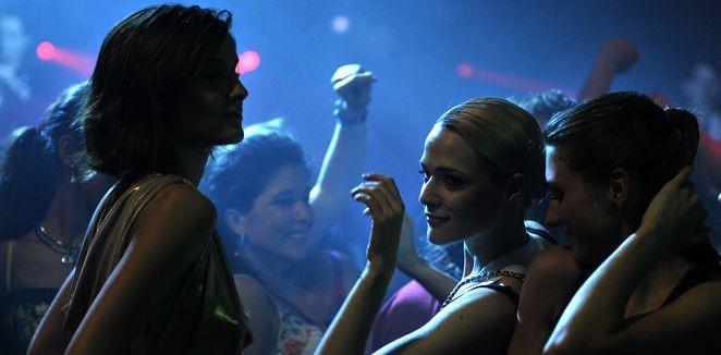 Laura Chiatti in un'immagine del film Il caso dell'infedele Klara