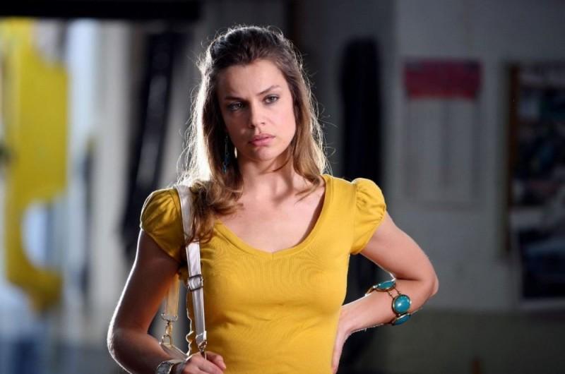 Micaela Ramazzotti in un'immagine del film Una questione di cuore