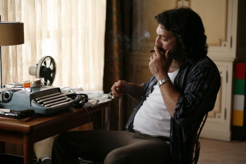 Vincent Cassel è il bandito Jacques Mesrine nel film Nemico pubblico n°1 - L'ora della fuga