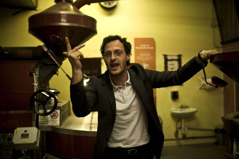 Fabio Troiano è il protagonista maschile del film Tutta colpa di Giuda