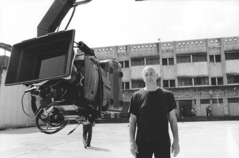 Il regista Davide Ferrario