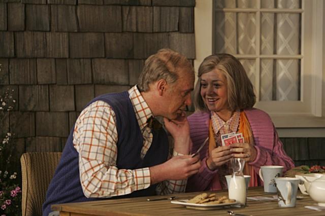 Jason Segel in una scena dell'episodio The Front Porch di E alla fine arriva Mamma!