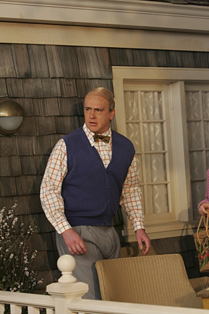 Jason Segel in una scena dell'episodio The Front Porch di How I Met Your Mother