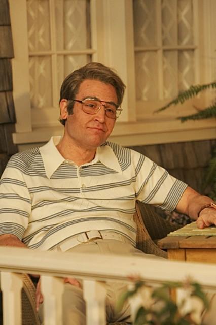 Josh Radnor in una scena dell'episodio The Front Porch di How I Met Your Mother