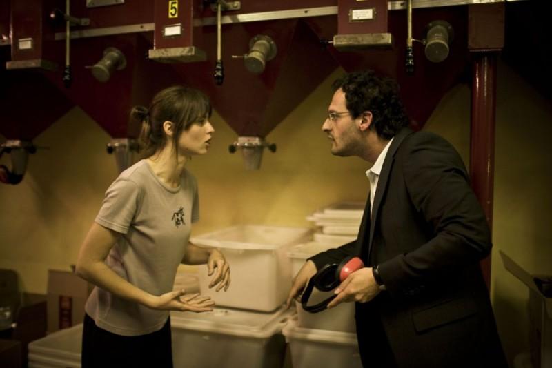Kasia Smutniak e Fabio Troiano in un'immagine del film Tutta colpa di Giuda