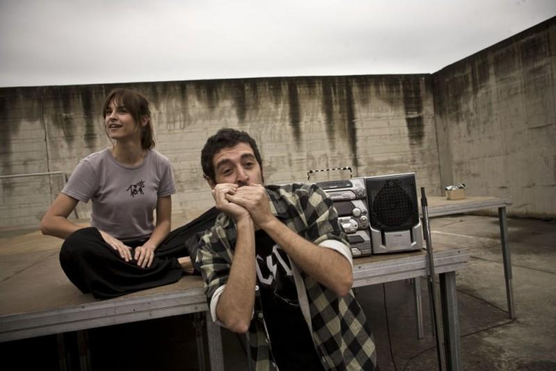 Kasia Smutniak e Francesco Signa in una scena del film Tutta colpa di Giuda