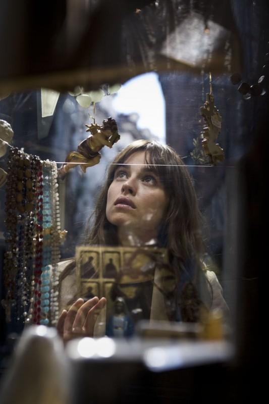 Kasia Smutniak in un'immagine del film Tutta colpa di Giuda