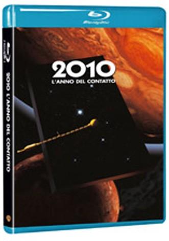 La copertina di 2010 - L'anno del contatto (blu-ray)