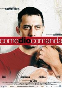 La copertina di Come Dio comanda (dvd)