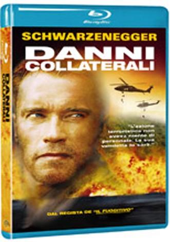 La copertina di Danni collaterali (dvd)