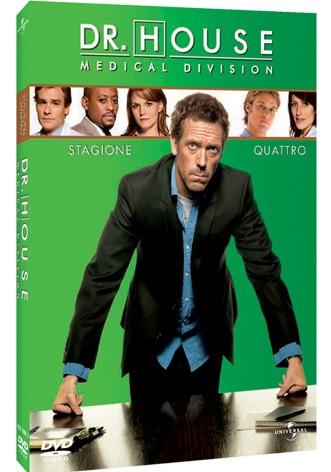La copertina di Dr. House: Medical Division - Stagione 03 (dvd)