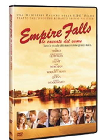 La copertina di Empire Falls - Le cascate del cuore (dvd)