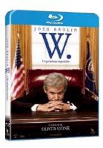 La copertina di W. - Un Presidente improbabile (blu-ray)