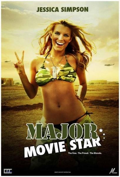 La locandina di Major Movie Star