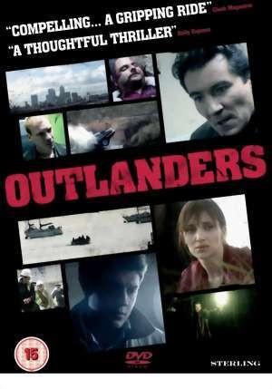 La locandina di Outlanders