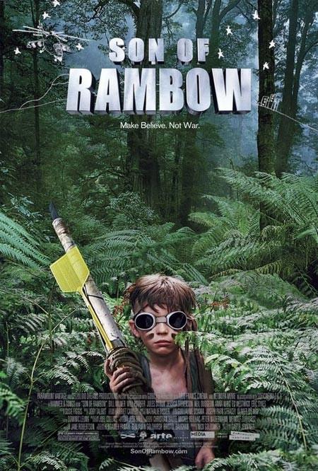 La locandina di Son of Rambow
