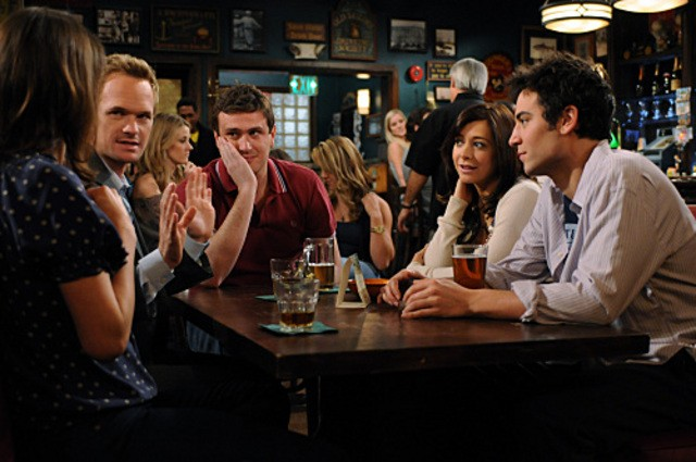 Una scena dell'episodio The Stinsons di How I Met Your Mother
