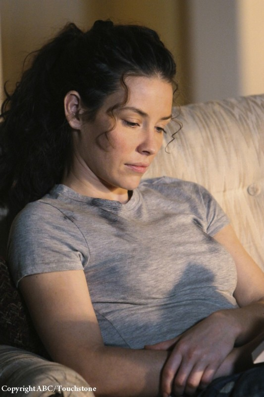 Evangeline Lilly nell'episodio Whatever Happened, Happened di Lost
