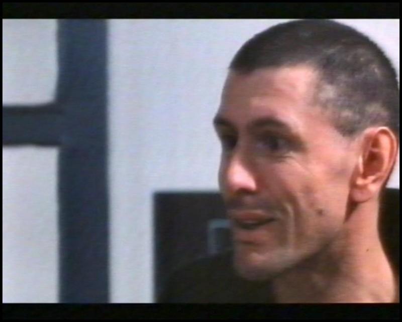 Fabrizio Monetti nel ruolo di Paolo Bosio nel film 'Portami Via'