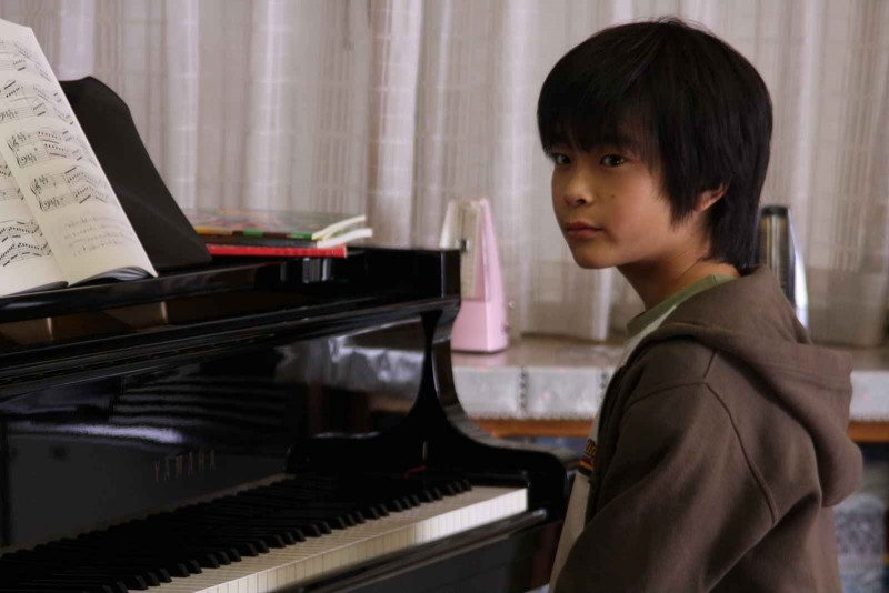Inowaki Kai è Kenji Sasaki nel film Tokyo Sonata