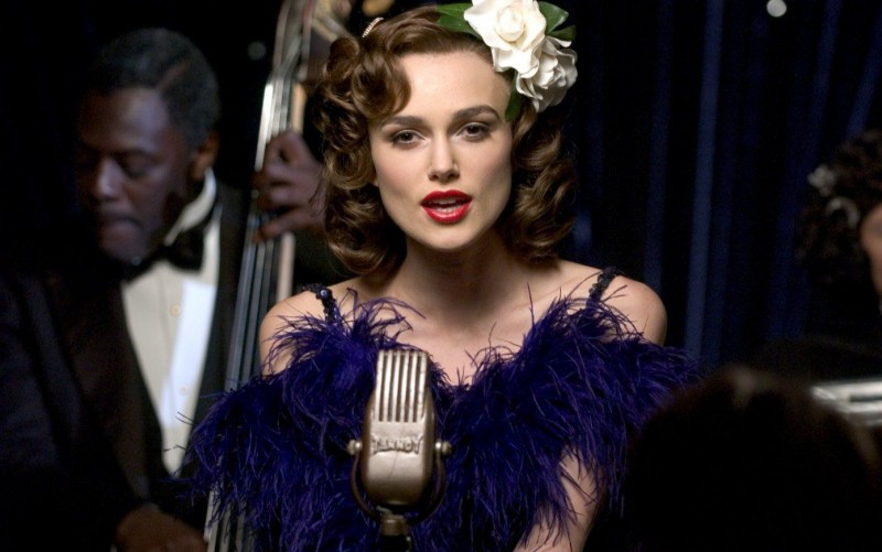 Keira Knightley in un'immagine del film The Edge of Love