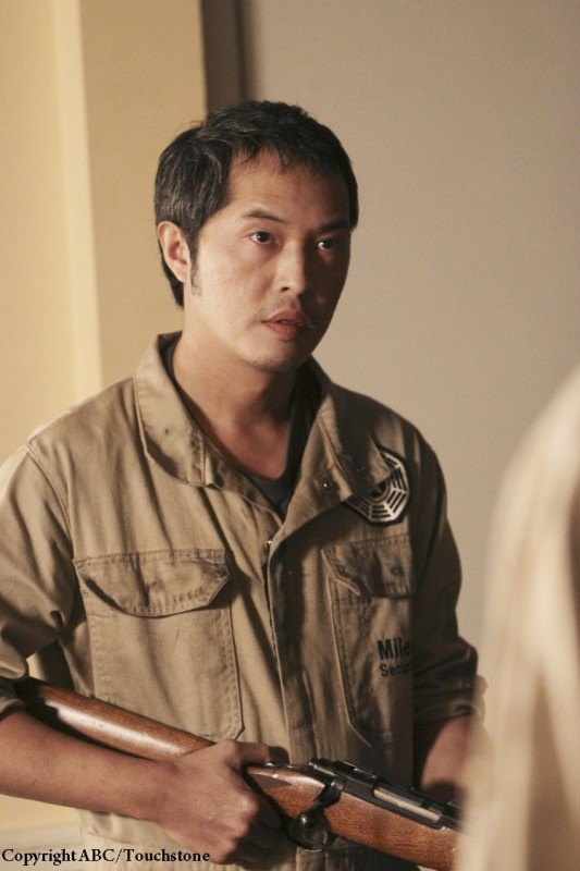 Ken Leung nell'episodio Whatever Happened, Happened di Lost