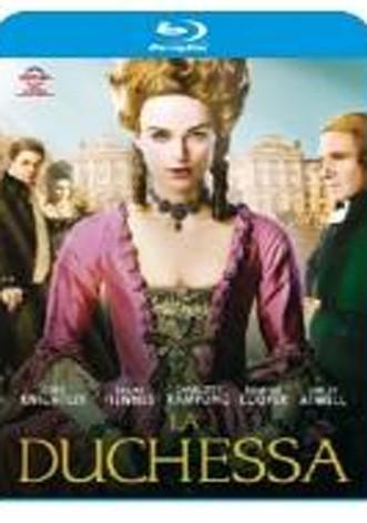 La copertina di La duchessa (blu-ray)
