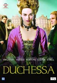 La copertina di La duchessa (dvd)