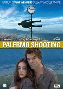 La copertina di Palermo Shooting (dvd)