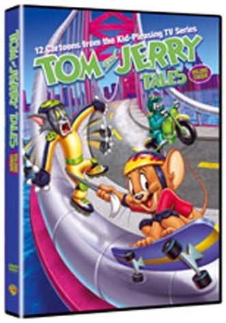 La copertina di Tom & Jerry Tales: volume 5 (dvd)
