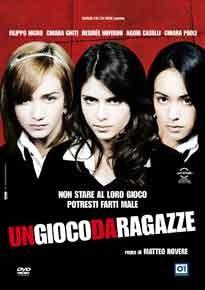 La copertina di Un gioco da ragazze (dvd)