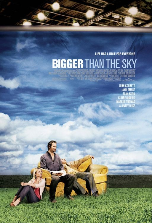 La locandina di Bigger Than the Sky