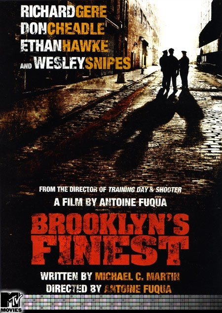 La locandina di Brooklyn's Finest