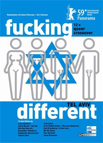 La locandina di Fucking Different Tel Aviv