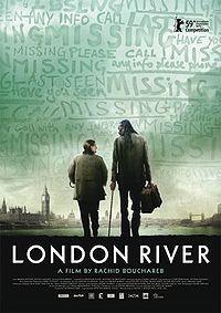 La locandina di London River
