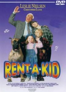 La locandina di Rent a kid