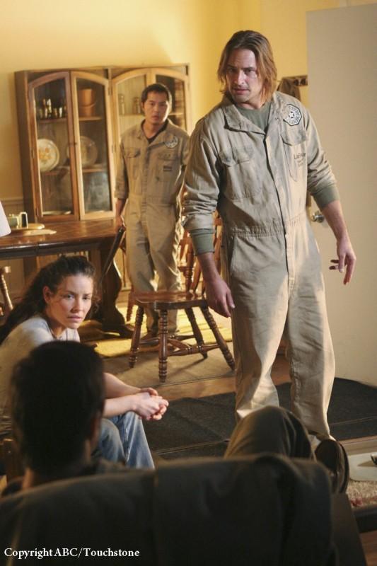 Una scena dell'episodio Whatever Happened, Happened di Lost