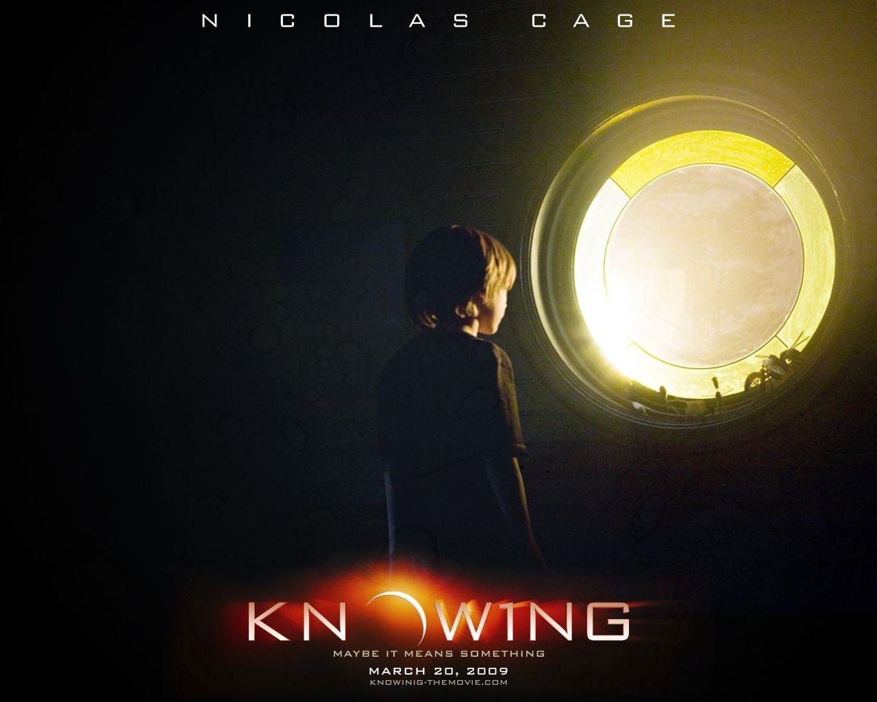 Wallpaper del film Knowing