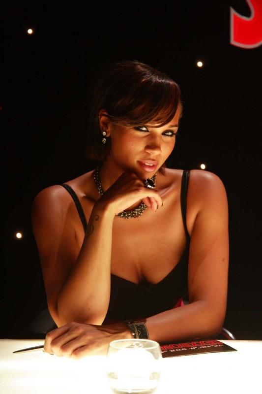 Javine Hylton in una foto promozionale dell'episodio 'Freddie' della terza stagione della serie tv Skins