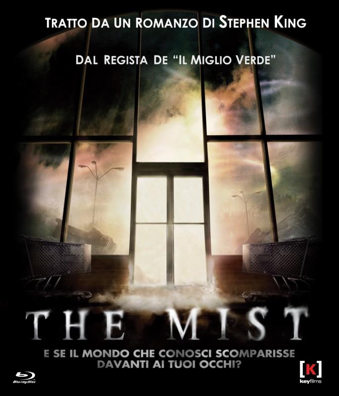 La copertina di The Mist (blu-ray)
