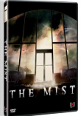 La copertina di The Mist (dvd)