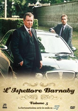 La copertina di L'ispettore Barnaby - Volume 5 (dvd)
