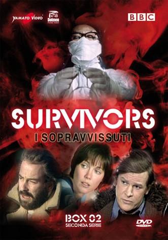 La copertina di Survivors - Stagione 2 (dvd)