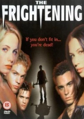 La locandina di The Frightening