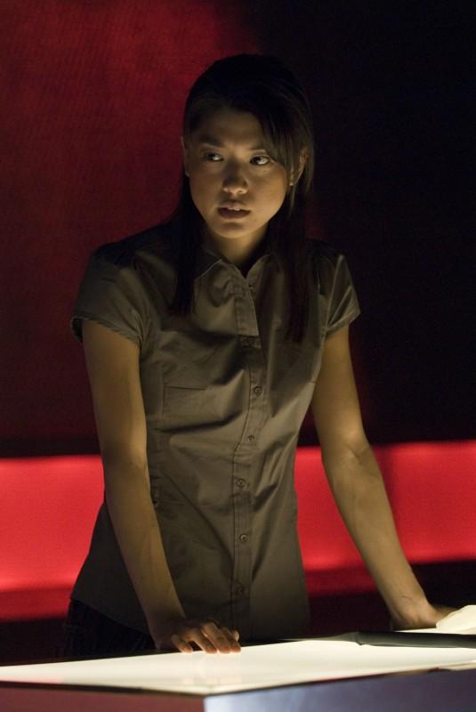 Grace Park nel ruolo di Boomer nell'episodio 'Daybreak: Part 2', finale della serie Battlestar Galactica