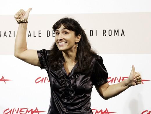 Guendalina Zampagni al Festival Internazionale di Roma