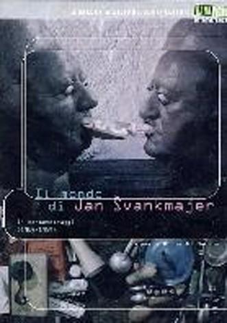 La copertina di Il mondo di Jan Svankmajer (dvd)