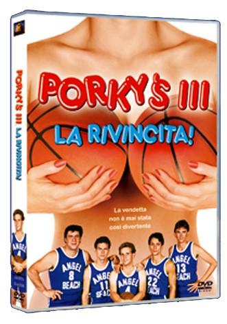 La copertina di Porky's III: la rivincita (dvd)