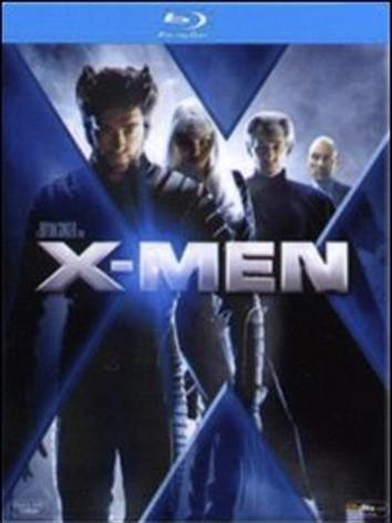 La copertina di X-Men (blu-ray)